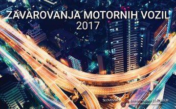 Zavarovanja motornih vozil 2017