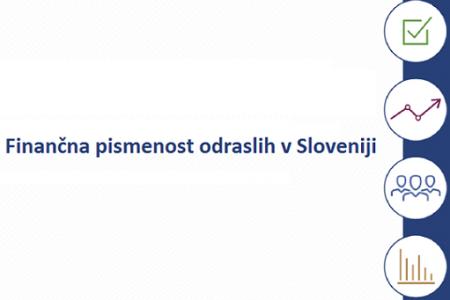 Finančna pismenost odraslih v Sloveniji